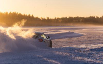 Ice Adventure in Nordfinnland – Fahrtraining auf Eis & Schnee