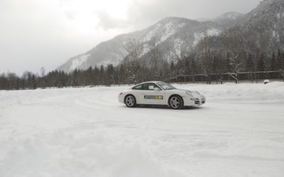 Wintersport auf Porsche Art?