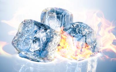 Heiß auf Eis?