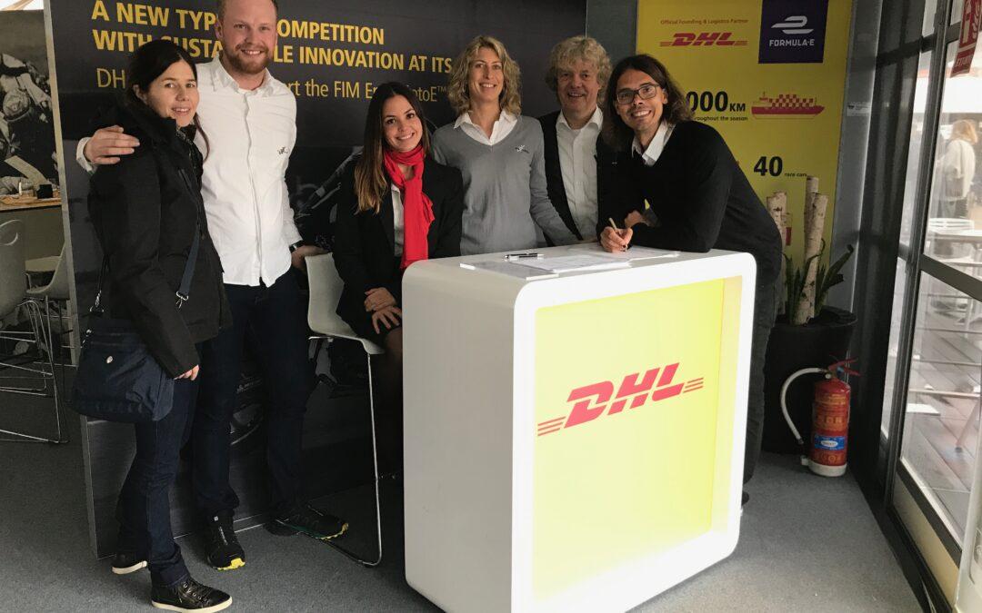 Valencia – DHL-Aktivierung – VIP Programm für 120 Gäste