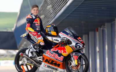 Junges Talent erneut Red Bull Rookie
